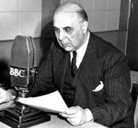 Συγκλονιστικό!!!! Η φωνή του Γιώργου Σεφέρη στο BBC κατά της χούντας στις 28/3/1969 ! (βίντεο) - Κυρίως Φωτογραφία - Gallery - Video