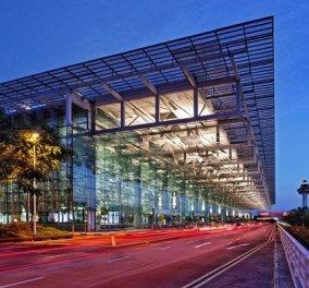 Αυτό είναι το καλύτερο αεροδρόμιο του κόσμου! Με κρεμαστούς κήπους, τζακούζι, spa, θέατρο, σινεμά και παιχνιδότοπους! Κοιτάξτε τις φωτογραφίες και το βίντεο!  - Κυρίως Φωτογραφία - Gallery - Video