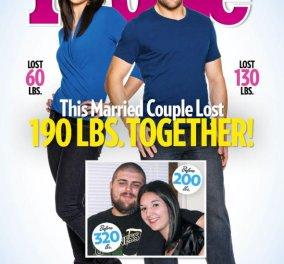 Οι πιο ενθαρρυντικές φωτογραφίες για όσους θέλουν να χάσουν βάρος: 150 υπέρβαροι πριν και 150 μετά λεπτοί και γυμνασμένοι - Κυρίως Φωτογραφία - Gallery - Video