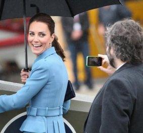 Τον γύρο του κόσμου κάνει το φωτογενές ζευγάρι Γουίλιαμ - Κέιτ με το ταξίδι τους στη Νέα Ζηλανδία - Προετοιμασία για τον θρόνο; Νέες φωτογραφίες σήμερα αλλά ο George μου που είναι;  - Κυρίως Φωτογραφία - Gallery - Video