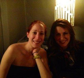 Το selfie μου με την Κόρα Καρβούνη που χθες πήρε το Α' βραβείο Γυναικείου Ρόλου στα Ελληνικά «Όσκαρ» ! Μπράβο Κόρα, είσαι ηθοποιάρα ! - Κυρίως Φωτογραφία - Gallery - Video