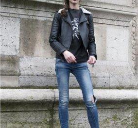 50 τρόποι να φορέσετε skinny jeans σήμερα! Με μπότες ή με φλατ, με πρωινό ή βραδινό ύφος, πλουμιστό ή μίνιμαλ! (φωτό)  - Κυρίως Φωτογραφία - Gallery - Video