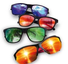 Δείτε τα πιο μοντέρνα sci-fi γυαλιά-Φακοί με καθρέπτες, χαρούμενα χρώματα, καλοκαιρινά! (φωτό) - Κυρίως Φωτογραφία - Gallery - Video