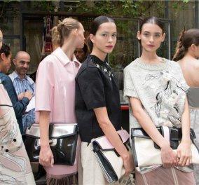 Είστε working girl; Μονόχρωμα, φλοράλ ή με γεωμετρικά σχέδια, αυτά είναι τα πιο κομψά φορέματα για να φοράτε στο γραφείο (φωτό) - Κυρίως Φωτογραφία - Gallery - Video