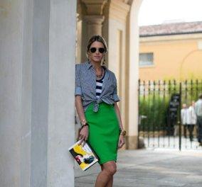 Ντυθείτε στα πράσινα-Το χρώμα της φύσης κυριαρχεί σε ρούχα και αξεσουάρ αυτό το καλοκαίρι! (φωτό) - Κυρίως Φωτογραφία - Gallery - Video