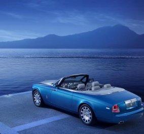 Επειδή πάμε καλά (χαχα) ας δούμε τη νέα Maggiore Blue- Rolls Royce του ονείρου - μόνο 35 θα κατασκευαστούν για 35 φτωχόπαιδα του πλανήτη (φωτό) - Κυρίως Φωτογραφία - Gallery - Video