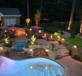 Βρήκαμε τους κήπους της Εδέμ : 30 ιδέες για όμορφες καλοκαιρινές βραδιές (φωτό) - Κυρίως Φωτογραφία - Gallery - Video
