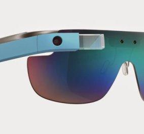 Χαμός στο διαδίκτυο ! Από τις 23 Ιουνίου θα βρίσκετε γυαλιά Google από την διάσημη designer Diane Von Furstenberg  στο Net a porter - Στυλάτα, μοιάζουν με τα κανονικά γυαλιά (φωτό) - Κυρίως Φωτογραφία - Gallery - Video