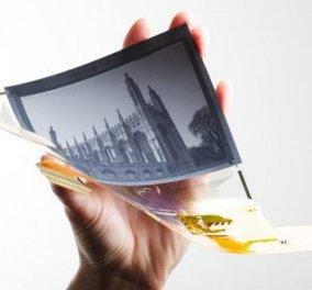 Έρχεται το νέο tablet-από ηλεκτρονικό χαρτί! δείτε το - Κυρίως Φωτογραφία - Gallery - Video