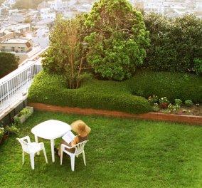 10 απίθανοι κήποι σε ταράτσες-Οάσεις πρασίνου που μπορούμε να δημιουργήσουμε όλοι εύκολα-Δείτε και εμπνευστείτε (φωτό) - Κυρίως Φωτογραφία - Gallery - Video