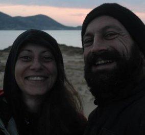 Η Ευτυχία και ο Κωστής «μετανάστευσαν» στη Γαύδο και βρήκαν το νόημα της ζωής-Διαβάστε την διδακτική ιστορία τους - Κυρίως Φωτογραφία - Gallery - Video