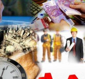 456 εκατ. ευρώ σε μικρομεσαίες επιχειρήσεις μέσω ΕΣΠA - Κυρίως Φωτογραφία - Gallery - Video