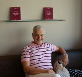 Πέθανε ο συγγραφέας Νάσος Χριστογιαννόπουλος σε ηλικία 69 ετών! - Κυρίως Φωτογραφία - Gallery - Video