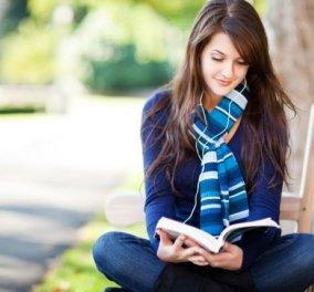 Η ανάγνωση ενός βιβλίου προκαλεί ''έκρηξη'' στο ανθρώπινο μυαλό για πέντε ημέρες! - Κυρίως Φωτογραφία - Gallery - Video