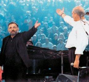Μηχανή του Χρόνου: «Ρόζα»: Το ξεχασμένο τραγούδι του Μικρούτσικου που όλοι απέρριπταν - Πριν τον Δ. Μητροπάνο, είχε μείνει για 20 χρόνια στα αζήτητα!  - Κυρίως Φωτογραφία - Gallery - Video