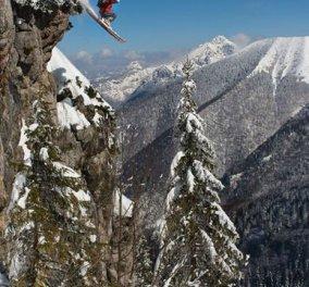 Η φωτογραφία της ημέρας: Σκι στη Σλοβακία  - Κυρίως Φωτογραφία - Gallery - Video