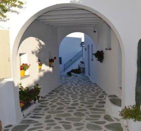 Ανεμόμυλος-Φολέγανδρος: Το ξενοδοχείο που λατρεύουν οι πιο ποιοτικοί τουρίστες & βραβεύουν τα περιοδικά (φωτό)  - Κυρίως Φωτογραφία - Gallery - Video