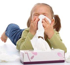 Με 2 ασθενείς στην εντατική η γρίπη θερίζει στην Ελλάδα - Κυρίως Φωτογραφία - Gallery - Video
