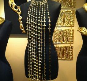 High-Lights κοσμήματα -υψηλή ραπτική στο Μουσείο  Λαλαούνη! - Κυρίως Φωτογραφία - Gallery - Video