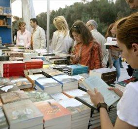Άνοιξε απόψε το 43ο Φεστιβάλ Βιβλίου τις πύλες του στο Ζάππειο - αφιερωμένο στο Νάνο Βαλαωρίτη  - Κυρίως Φωτογραφία - Gallery - Video