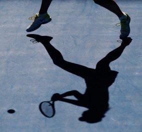 Η φωτογραφία της ημέρας: «Η σκιά» της Sharapova «σκεπάζει» το Australian Open  - Κυρίως Φωτογραφία - Gallery - Video