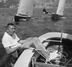 Story: Πολ Έλβστρεμ, ο καινοτόμος αθλητής που άνοιξε τα πανιά της ιστιοπλοΐας και κατέκτησε 4 χρυσά σε 4 συνεχόμενους Ολυμπιακούς αγώνες - Κυρίως Φωτογραφία - Gallery - Video