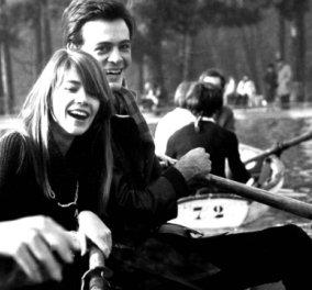 Flash back: Όταν ο Patrick Modiano που σήμερα βραβεύτηκε με το Νόμπελ Λογοτεχνίας 2014 ήταν γόης στο Παρίσι των 60'ς & έκανε περίπατο με την Françoise Hardy!(φωτό & βίντεο) - Κυρίως Φωτογραφία - Gallery - Video