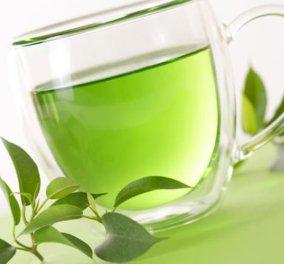 Μήπως να αρχίσετε το πράσινο τσάι στα σίγουρα? Παχυσαρκία, καρδιοπάθειες, διαβήτης το πίνουν και φεύγουν - Κυρίως Φωτογραφία - Gallery - Video
