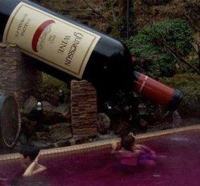 «Μεθυστικά» σπα με κόκκινο κρασί: Tα οφέλη από το λουτρό σας μέσα σε «μπανιέρα» γεμάτη οίνο ερυθρό  - Κυρίως Φωτογραφία - Gallery - Video