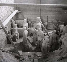 Πως σώσαμε την κληρονομιά μας από τους ναζί - Ένα κείμενο της αρχαιολόγου Αγγελικής Κοσμοπούλου για την προστασία των αρχαιοτήτων στην κατοχή - Κυρίως Φωτογραφία - Gallery - Video
