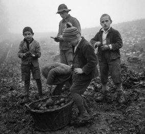 Η ντροπή της Ελβετίας - Πολύκροτο ντοκιμαντέρ του BBC: Στη χώρα του πλούτου έκαναν σκλάβους στα χωράφια τα φτωχά παιδιά, τα ξερίζωναν απο τις οικογένειες τους & τα κακομεταχειρίζονταν!  - Κυρίως Φωτογραφία - Gallery - Video