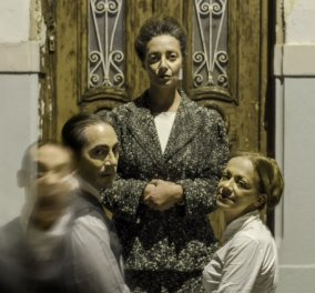 H μαγεία του βωβού κινηματογράφου μέσα από το αριστούργημα του Φραντς Κάφκα «MetamMorfosis»- Μια αναπάντεχη παράσταση στον πολυχώρο Vault από την θεατρική ομάδα Splish - Splash - Κυρίως Φωτογραφία - Gallery - Video