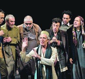 Ο ''Περικλής'' του Χουβαρδά πάει Λονδίνο στο Shakespeare Festival!! - Κυρίως Φωτογραφία - Gallery - Video