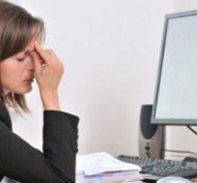 Τι παθαίνουν τα μάτια όσων κάθονται με τις ώρες μπροστά από ένα κομπιούτερ; Με πρώτη εμένα βεβαίως βεβαίως! - Κυρίως Φωτογραφία - Gallery - Video