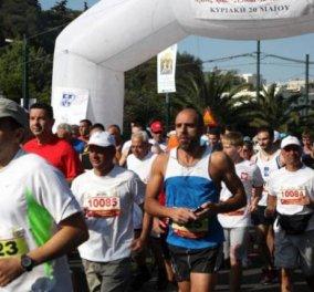 Οι νικητές πήραν, βαθιά, ανάσα και έτρεξαν στον Ημι-Μαραθώνιο της Αθήνας! - Κυρίως Φωτογραφία - Gallery - Video