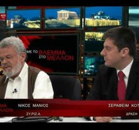 Παύλος Παπαδάτος: ''Ο ΣΥ.ΡΙΖ.Α βγαίνει στα κανάλια και κάνει εκθέσεις ιδεών'' - Κυρίως Φωτογραφία - Gallery - Video