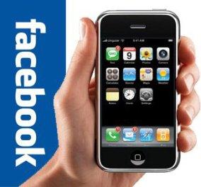 Το δικό του κινητό τηλέφωνο ετοιμάζει το Facebook!! - Κυρίως Φωτογραφία - Gallery - Video