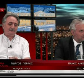 Φαήλος Κρανιδιώτης - ΝΔ: ''Να σπάσουμε τους μηχανισμούς των εκβιαστών για να έρθει η ανάπτυξη''  - Κυρίως Φωτογραφία - Gallery - Video