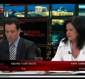 Οδυσσέας Κωνσταντινόπουλος-ΠΑΣΟΚ: ''Ο Σαμαράς έχει ξεπεράσει σε κωλοτούμπες τον Γιάννη Μελισσανίδη'' - Κυρίως Φωτογραφία - Gallery - Video