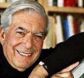 O Μάριο Βάργκα Λιόσα γράφει γιά την Ελλάδα - το σύμβολο της Ευρώπης  - Κυρίως Φωτογραφία - Gallery - Video