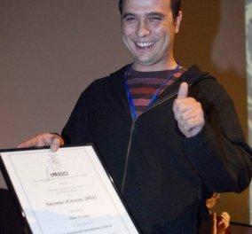 Παγκόσμια διάκριση με 2 βραβεία για τον σκηνοθέτη Νίκο Νταγιαντά! - Κυρίως Φωτογραφία - Gallery - Video