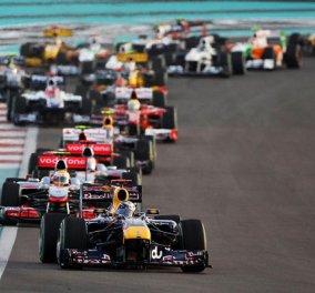 Διαγωνισμός Formula 1 για μαθητές με έπαθλο ένα ταξίδι στο... Αμπου Ντάμπι!!! - Κυρίως Φωτογραφία - Gallery - Video