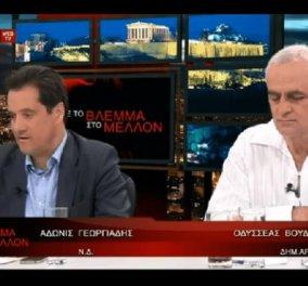 Γ. Μπαλάφας-ΣΥΡΙΖΑ: ''Πρόταση έκπληξη για ''Εγγλέζικο μοντέλο αστυνόμευσης στις διαδηλώσεις'' - Κυρίως Φωτογραφία - Gallery - Video