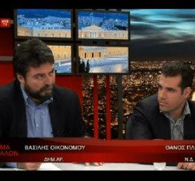 Ν. Μαρκάτος: ''Η τράπεζα της Ελλάδος έχει κόψει 100 δις Ευρώ'' - Κυρίως Φωτογραφία - Gallery - Video
