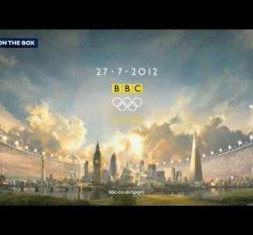 Το BBC μεταδίδει απόψε το επίσημο trailer των Ολυμπιακών Αγώνων! - Κυρίως Φωτογραφία - Gallery - Video