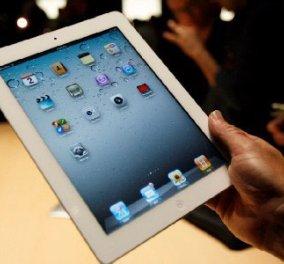 Έρχεται το μικρότερο iPad - Κυρίως Φωτογραφία - Gallery - Video