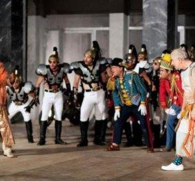 Ραντεβού με Αριστοφάνη, Σοφοκλή και Μολιέρο στην Επίδαυρο! - Κυρίως Φωτογραφία - Gallery - Video