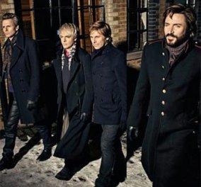 Απόψε οι Duran Duran στη Θεσσαλονίκη!! - Κυρίως Φωτογραφία - Gallery - Video