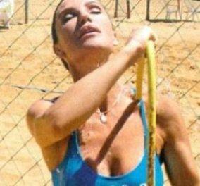 H Βίκυ Χατζηβασιλείου σκίζει στο beach volley!! - Κυρίως Φωτογραφία - Gallery - Video