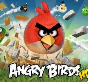 Τα Angry Birds προσγειώνονται στις κονσόλες μας!! - Κυρίως Φωτογραφία - Gallery - Video